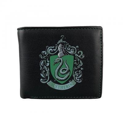 Harry potter serpentard portefeuille