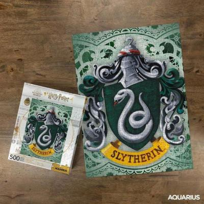 Harry potter serpentard puzzle 500p 35x48cm