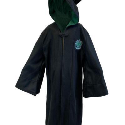 Harry potter serpentard robe de sorcier peignoir kids 13 15yo