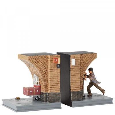 Harry potter serre livres quai 9 3 4 18x17x33