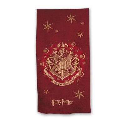 Harry potter serviette de plage 100 coton 70x140cm 1