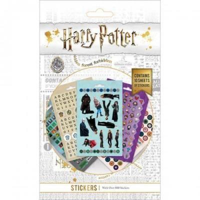 Harry potter set de 800 stickers