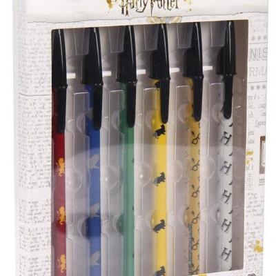 Harry potter set de stylos a bille