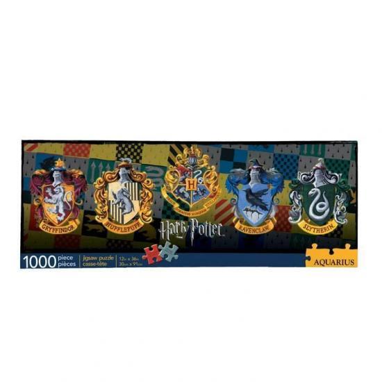 Harry potter slim crests puzzle 1000p