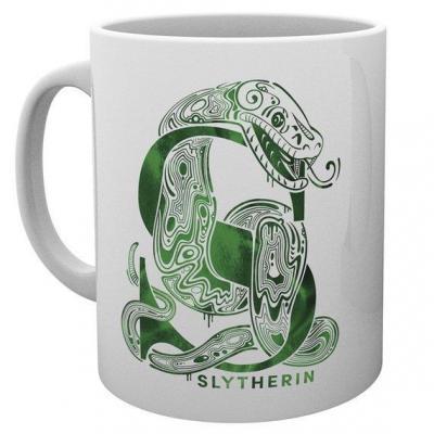 Harry potter slytherin mug 300ml 1