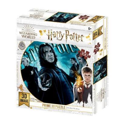 Harry potter slytherin puzzle lenticulaire 3d 300p 61x46cm