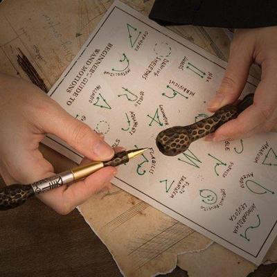 Harry potter stylo baguette d albus dumbledore