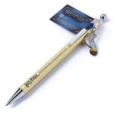 Harry potter stylo golden snitch
