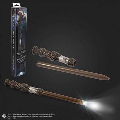 Harry potter stylo lumineux baguette magique albus dumbledore