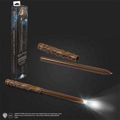Harry potter stylo lumineux baguette magique herminone granger