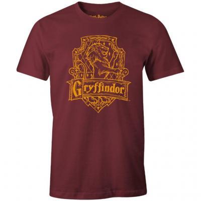 Harry potter t shirt gryffindor school