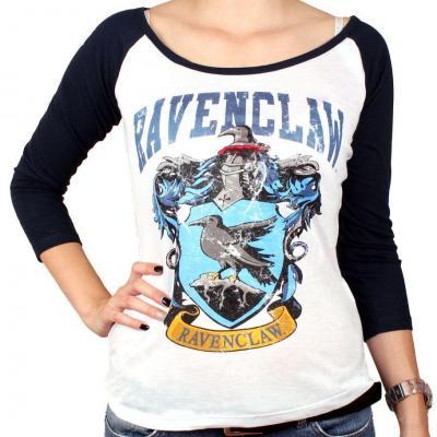 Harry potter t shirt ravenclaw school girl