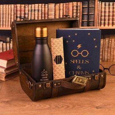 Harry potter trouble finds me valise gift set premium