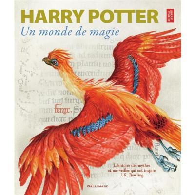 Harry potter un monde de magie