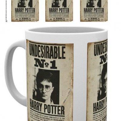 Harry potter undesirable no1 mug 300ml