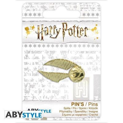 Harry potter vif d or pin s
