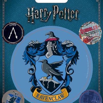 Harry potter vinyl stickers ravenclaw