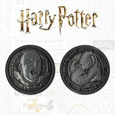 Harry potter voldemort piece de collection edition limitee