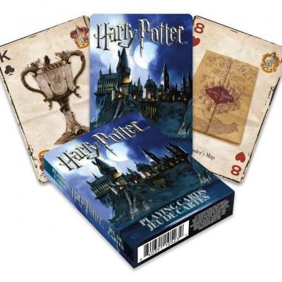Harry potter wizarding world jeu de cartes