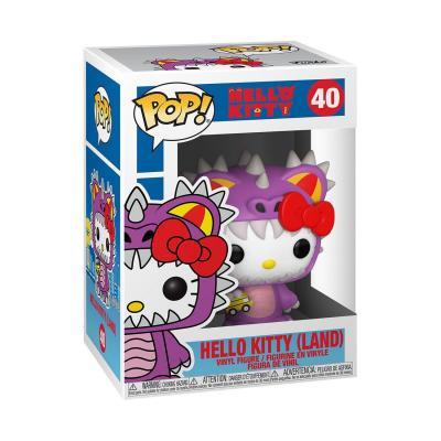 Hello kitty bobble head pop n 40 hello kitty land kaiju