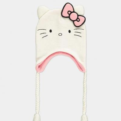 Hello kitty ears bonnet