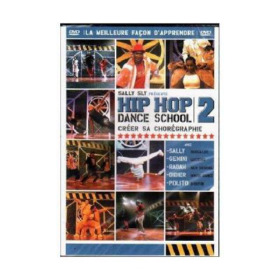 Hip hop dance school 2 dvd neuf