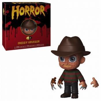 Horror 5 star vinyl figure 8 cm freddy krueger