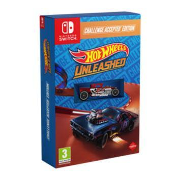 Hot wheels unleashed challenge accepted edition mix