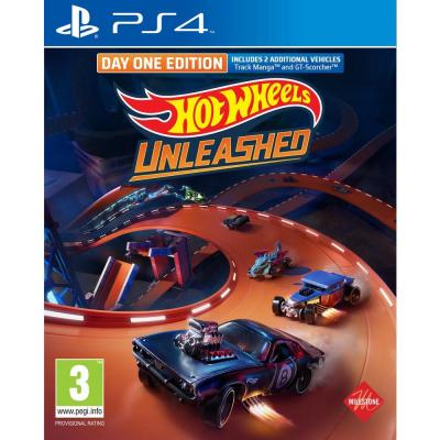 Hot wheels unleashed day one editionps4