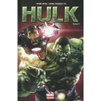 Hulk marvel now tome 1