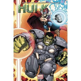 Hulk marvel now tome 2