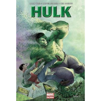 Hulk marvel now tome 3