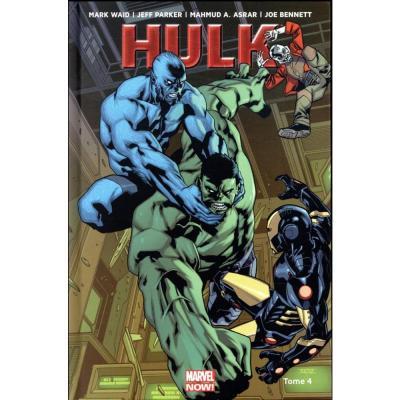 Hulk marvel now tome 4