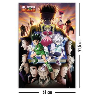 Hunter x hunter poster 61x91 5cm 1