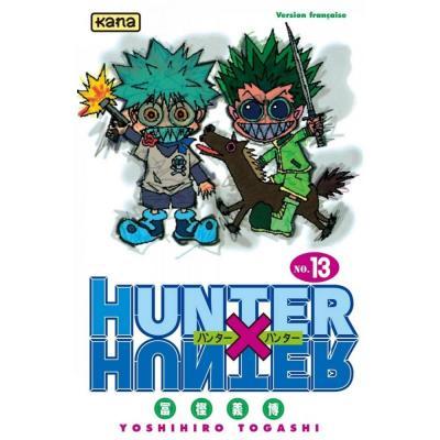 Hunter x hunter tome 13