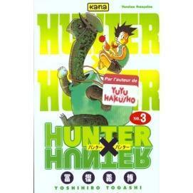 Hunter x hunter tome 16