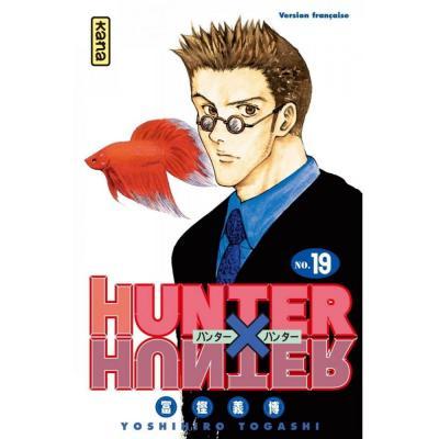 Hunter x hunter tome 19