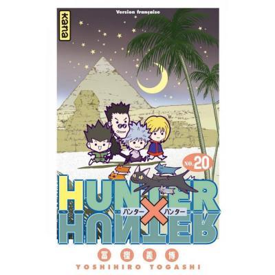 Hunter x hunter tome 20