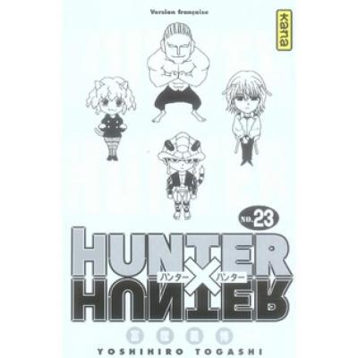 Hunter x hunter tome 23