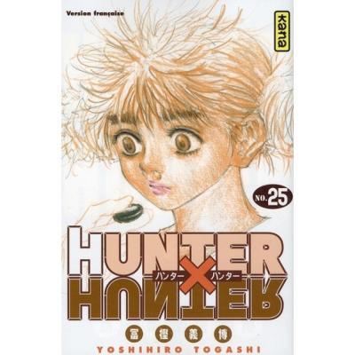Hunter x hunter tome 25