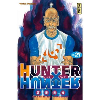 Hunter x hunter tome 27