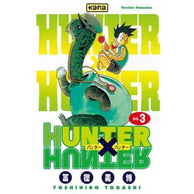 Hunter x hunter tome 3