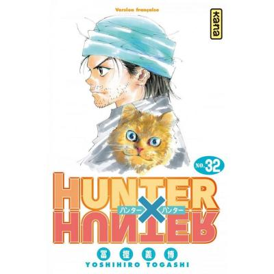 Hunter x hunter tome 32