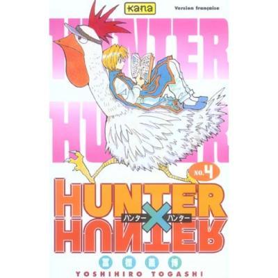 Hunter x hunter tome 4