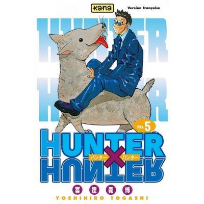 Hunter x hunter tome 5