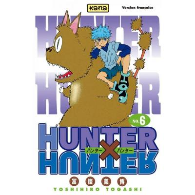 Hunter x hunter tome 6