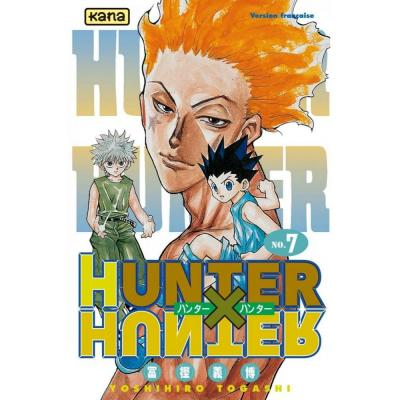Hunter x hunter tome 7