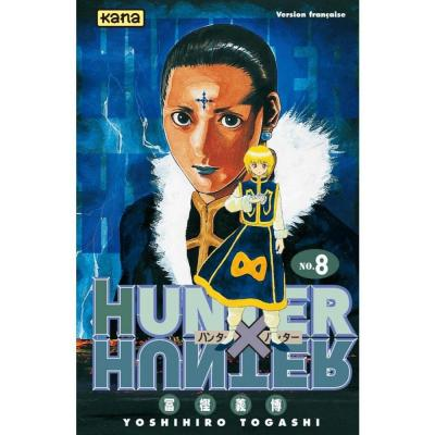 Hunter x hunter tome 8