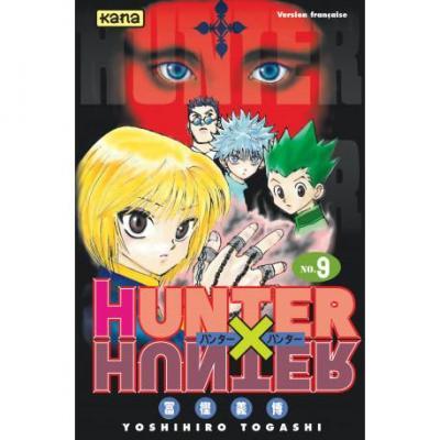 Hunter x hunter tome 9