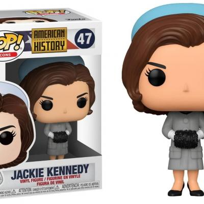 Icons bobble head pop n 47 jackie kennedy